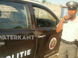 politie-ter-plaatse-suriname