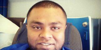 NDP DNA-lid Rajiv Ramsahai verspreidt fake chat berichten over VHP