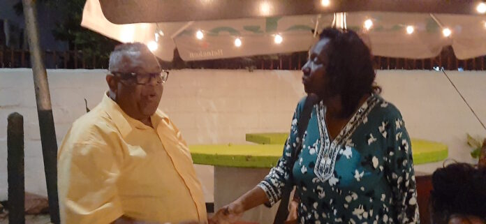 Roy Ristie Goodwill Ambassadeur Kinderboekenfestival Suriname