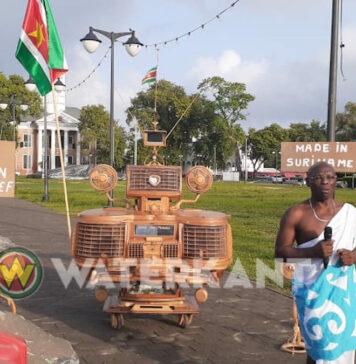 Eerste actievoerder: 'Niet protesteren maar produceren'