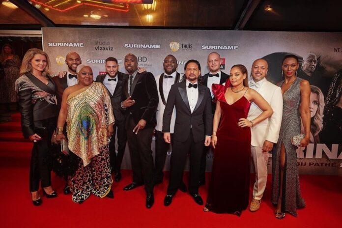 Film 'Suriname' ook in Paramaribo in première
