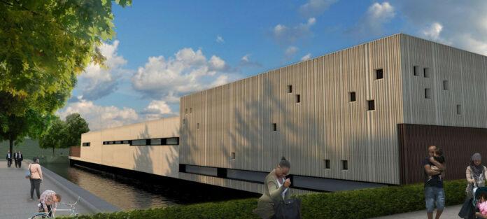 Eerste multiculturele uitvaartcentrum van Nederland geopend in Amsterdam