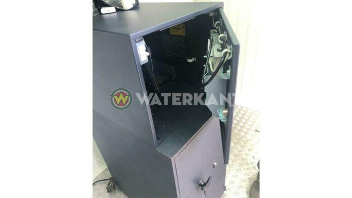 Gewapende criminelen proberen ATM-machine bij pompstation te kraken