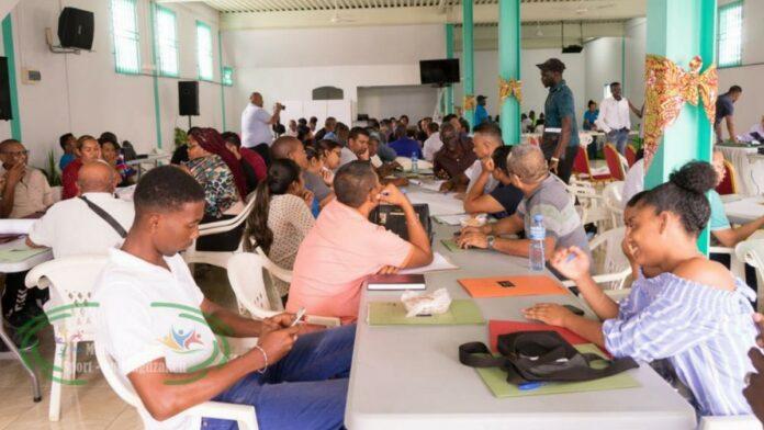 Symposia jeugd gemeenschapsontwikkeling gestart