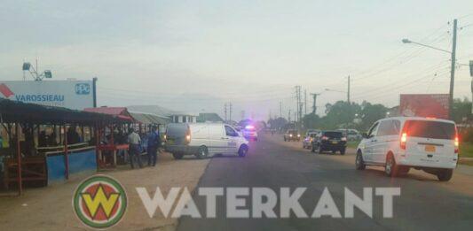 VIDEO: Twee mannen vermoord bij verkoopstands Highway