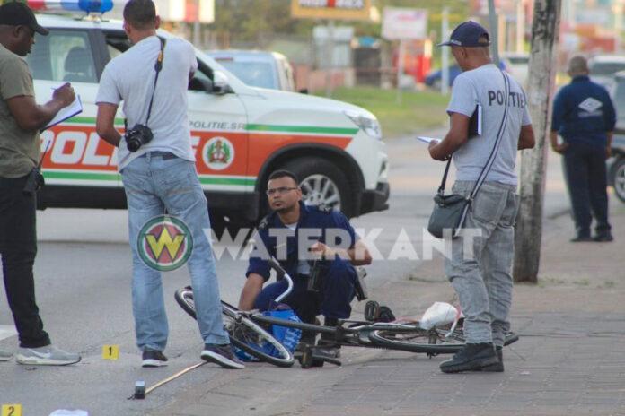 Auto betrokken bij dodelijk ongeval 75-jarige fietser in beslag genomen