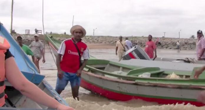 Reizen tussen Guyana en Suriname via Backtrack week gesloten