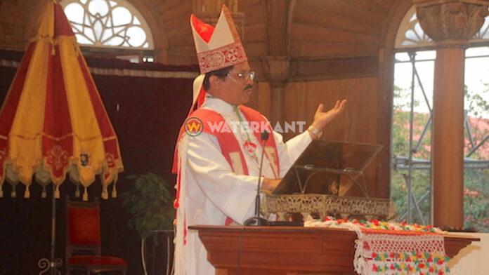 Ook rooms-katholieke kerk in Suriname bereidt zich voor op coronavirus