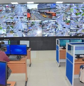 Telefoonlijnen Command Center beschadigd en momenteel buitenwerking