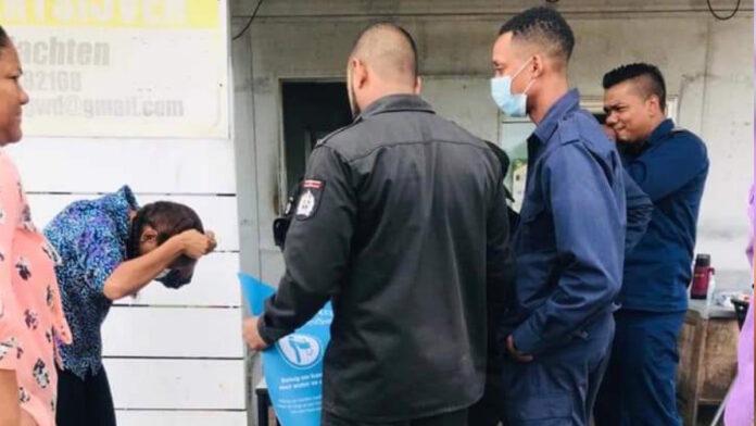 Suriname behoort tot hoogrisicolanden met betrekking tot coronavirus
