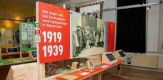Expositie over de geschiedenis van Surinamers in Nederland