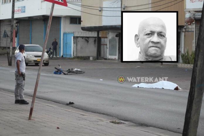 Automobilist die 76-jarige fietser van achteren doodreed en vluchtte nog spoorloos