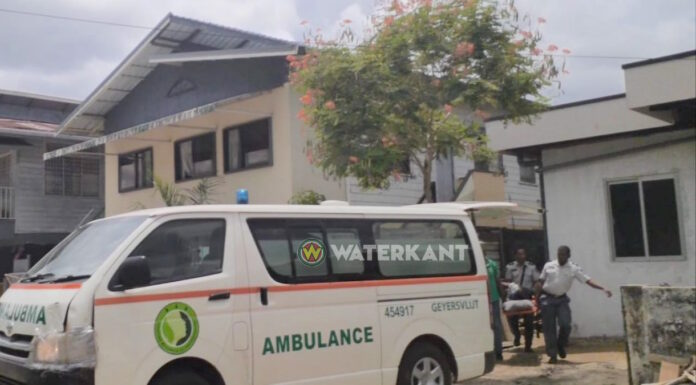 Man gewond afgevoerd na val uit manjaboom in Suriname