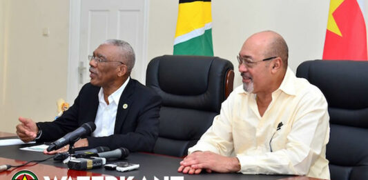 Ex-president David Granger claimt verkiezingsoverwinning Guyana