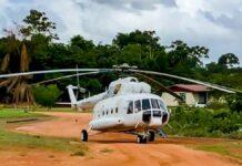 helikopter-suriname