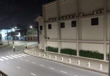 VIDEO: Burgerlijke ongehoorzaamheid op diverse plaatsen tijdens eerste dag avondklok