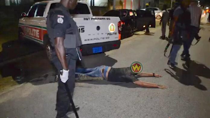 Archieffoto - aanhouding door de politie
