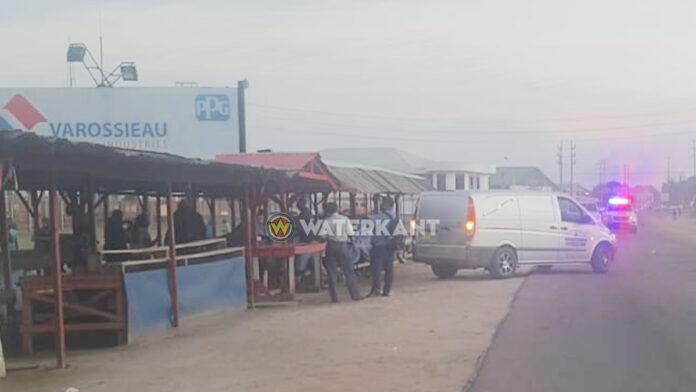 Man aangehouden na dubbele moord bij verkoopstands
