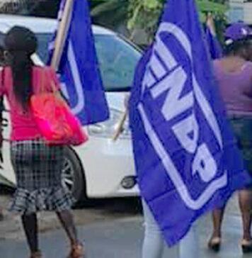 NDP vergadering gaat door ondanks samenscholingsverbod