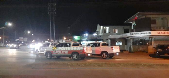 Politie lost waarschuwingsschoten bij optreden tegen hangjongeren
