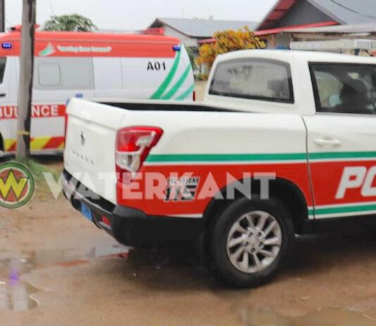 politie-ambulance-suriname