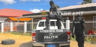 Twee drugsverdachten aangehouden bij drugsinval te Bernharddorp