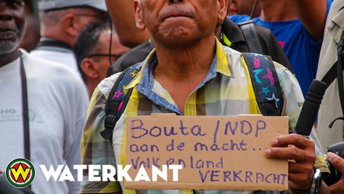 Artsten ondersteunen morgen ook protestactie op Kerkplein