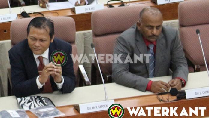 Sapoen en Chitan moeten DNA zetels inleveren, Somohardjo wil uitstel vergadering vandaag