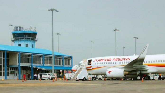 slm-johan-adolf-pengel-internationale-luchthaven-suriname