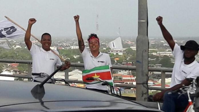 STREI! mag niet meedoen aan verkiezingen in Suriname