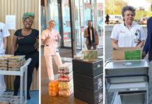 Initiatief om eten te doneren aan zorgmedewerkers krijgt navolging