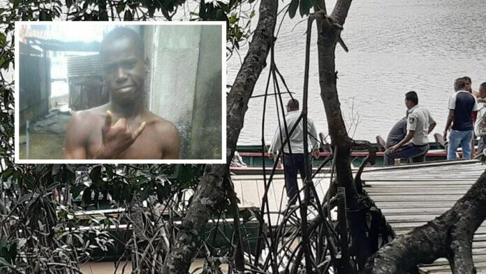 Tiener verdronken in Nickerierivier, lijk geborgen