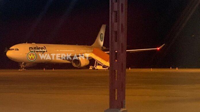 Passagier op SLM vlucht vrijdag niet besmet met coronavirus
