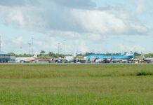 'Suriname wil internationale vluchten beperken vanwege coronavirus'