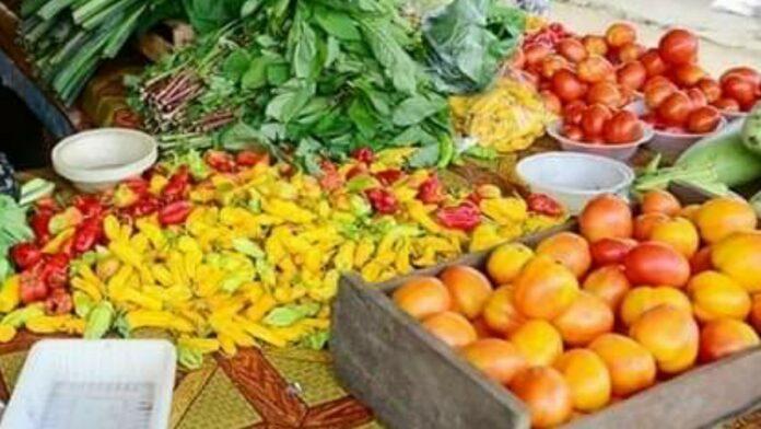 Charter vrachtvlucht voor export agrarische producten uit Suriname