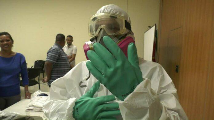 LVV-personeel ontvangt persoonlijke beschermingsmiddelen