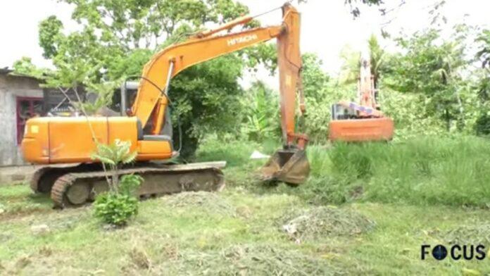 Overheid start ontbossing voor nieuw woningbouwproject La Vigilantia