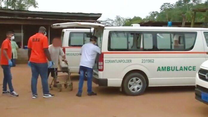 VIDEO: Man uit quarantaine Frans-Guyana ontsnapt en Suriname binnen gekomen