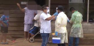 Mensen die illegaal naar Paramaribo zijn gebracht opgehaald en naar quarantaine