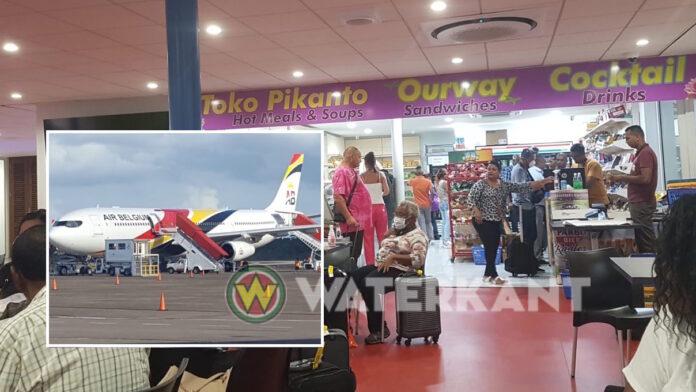In Suriname gestrande SLM reizigers vliegen terug naar Nederland