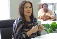 First Lady neemt advocaat in Nederland in de arm na aantijgingen over roof van diamant