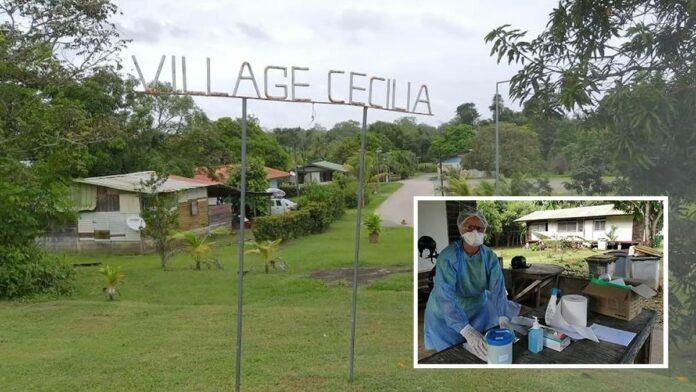 13 mensen positief getest op coronavirus in Inheems dorp Frans-Guyana