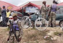 Totale lockdown van rivieren aan de oostgrens Suriname tot 10 mei