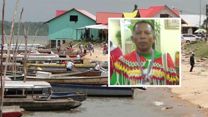 Kapitein inheems dorp Suriname uit voorzorg in cel in quarantaine