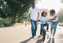 Zo leren kinderen goed fietsen