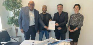 Speciale luchtvracht-charter tussen Suriname en Nederland