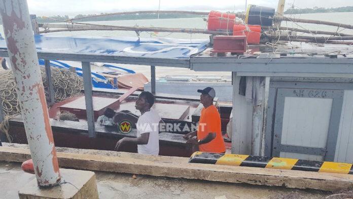 Man ernstig mishandeld op vissersboot in Suriname