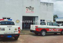 Het politiebureau Munder