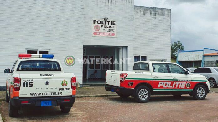 politie-munder-suriname