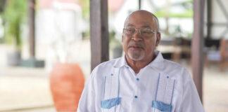 President: 'Geen politiek bedrijven met coronavirus in Suriname'